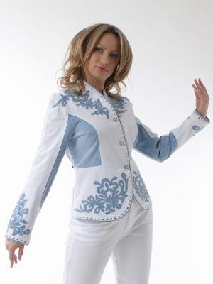 Джинсовые Куртки Зимние | Джинсовый костюм